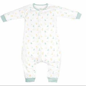 Organic Cotton Long Sleeve Sleep Suit 1.0 TOG